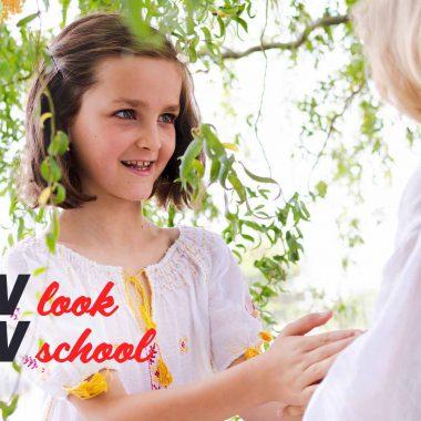 New Look – New School