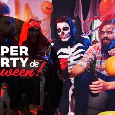 Super Party de Halloween!